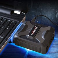 Wholesale New Mini Vacuum USB Laptop Cooler Air Extracting Exhaust Cooling Fan CPU Cooler