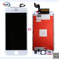 Wholesale replacement spare parts touch panel diditizer aseembly for apple iphone s lcd screen display