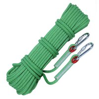 Wholesale Outdoor climbing rope climbing superior quality rope outdoor camping hiking safety escape downhill wear fire rescue equipment supplies