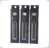 Adjustable battery whole sale - Whole sale O pen CE3 vape mAh battery with USB Charger thread e cigarettes for wax oil Vaporizer Pen Cartridges