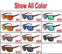 al por mayor nuevas monturas para gafas-2017 Nuevos hombres de la manera de los productos Vidrio de las gafas de sol de bambú de las mujeres Vidrio de madera retro de la vendimia Marco de madera hecho a mano