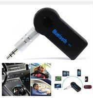 Nouvelle arrivée mains libres Sans fil Audio Car Bluetooth EDUP V 3.0 Transmetteur Stéréo Music Receiver Noir avec boîte de vente au détail