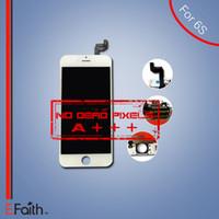 achat en gros de expédition marque pouces-Pour tout nouvel iPhone blanc 6S Grade A +++ Montage LCD Affichage 4.7 pouces avec remplacement du numériseur à écran tactile Livraison gratuite DHL