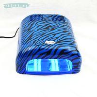 Wholesale 36W UV Lamp V V EU US UK AU Plug Nail lamp Professional Gel Nail Dryer Curing Light Nail Art Tools