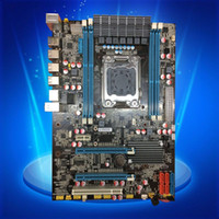 Wholesale new intel chipset I3 i5 i7 XEON procesosr supported ATX ECC X79 lga2011 desktop computer workstation motherboard