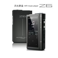 aigo case - Original Moonlight AIGO Z6 Hard DSD MP3 Player CS4398 DAC Hifi Music Player Dual Core CPU With G TF Card Leather Case