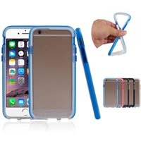 advance phone - iphone case Ultrathin TPU Impact Advanced Phone Band Cover for iphone s plus with retailpackage