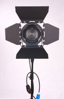 Wholesale PRO W Fresnel Tungsten Light Spotlight for studio video photo film lighting
