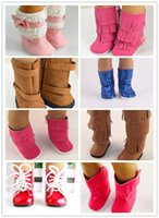 american girl doll boots - 8 styles of boots fit for of the American girl doll cute American girl s girl s Christmas gift doll accessories