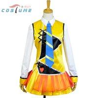 belly dance custom - LoveLive Maki Nishikino Stage Uniform Vest Skirt Socks Anime Halloween Cosplay Costumes For Women Custom Made New Arrival