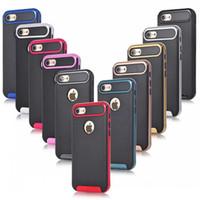 best iphone carbon fiber case - Newest Best in Carbon Fiber Hybrid Hard Armor Shockproof Hard Cover Case For iPhone S S Plus Back Cover Cases