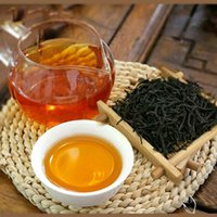 Wholesale 250g Chinese Black Tea Laoshan Hong Cha Organic Qingdao Laoshan Red Tea Caramel Aroma Weigt Loss Benefits