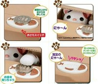 automated money - Automated panda Piggy Bank itazura cat steal coin piggy bank saving money box coin bank kids gift Christmas toys Creative coin cans b1110
