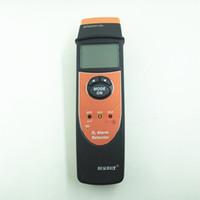 Grossiste-SPD201 Digital Oxygène mètre O2 compteur d'analyseur de gaz Détecteur de gaz d'alarme O2 Moniteur Testeur de gaz Concentrateur d'oxygène 0 ~ 25%