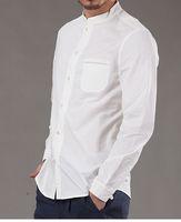 Wholesale 2017 chinese style linen men s shirt