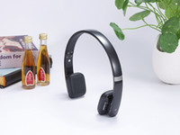Plegable estéreo HIFI inalámbrico Bluetooth cancelación de ruido auriculares auriculares V6400 con micrófono para PC Universal Celular