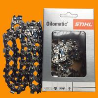 Wholesale high quality diamond chains for chain saws inch E stihl chain saw chain