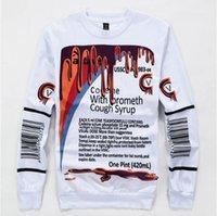 amazon men shirts - Emoji aliexpress Amazon eBay D men s casual T shirt long sleeved orange sweater printing bar code