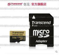 Wholesale 16GB GB GB GB GB Transcend X micro sd card C10 TF card Flash card Class10 mobile phone memory card SDXC card