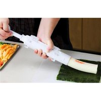 beginner camping - Sushi Bazooka Making Machine Camp Chef Sushezi Roller Kit Sushi Rolls Made Easy Suitable For Beginners DIY Maker Mold