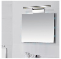 Shadeless bathroom wall pictures - 5w7w9w LED Mirror Lights Vanity Light Bathroom Light Make Up Wall Light Picture Front Lamp With Switch cm cm cm cm