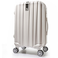Wholesale Fashion simple luggage