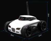 happycow ispy mini rc tanque millones hd cmara de vdeo coche wifi inalmbrica en tiempo real ios android control remoto iphone juguetes para