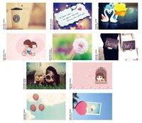 Wholesale Small card mini card card postcard