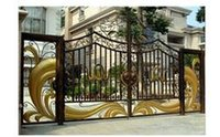 Wholesale Iron Door Garden Buildings Patio Lawn Garden Home Arches Arbours