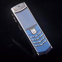 best cell phone with keyboard - Best New Model Luxury Mobile Phone High Quality Leather Unlocked Standard Keyboard Crocodile Leather Skin Gsm Bar Cell Phone