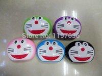 Wholesale Newest Cartoon Doraemon MP3 Player Doraemon earphone usb cable