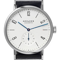 Wholesale mens watches top brand luxury nomos famous watches fashion casual leather men watches quartz watch clock men relogio masculino