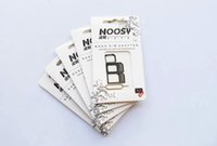 Wholesale NOOSY Nano Sim Micro Standard Card Convertion Converter Nano Sim Adapter Micro sim Card For Iphone Plus All Mobile Devices