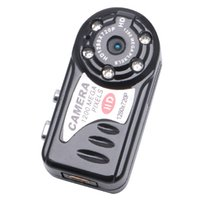 Wholesale Q5 HD Mini Digital Camera Recorder Camcorder DV Car DVR IR Night Vision Cam