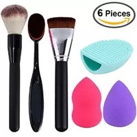 best powder blusher - Best Quality Elegant Black Wooden Handle Makeup Loose Powder Brush