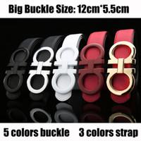 belt mens branded - New Famous L Brand Designer V Buckle Belt Men Casual Mens GG Belts Luxury High Quality Belts Genuine Leather Men FF Belts F2