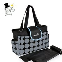 Wholesale New Arrival Hot Mother Bag For Newborn Baby Diapers Nappy Maternity Messenger Cross body Tote Bags For Nappies Bag PK3010