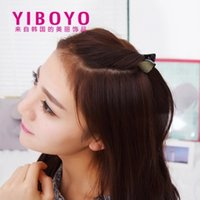 Wholesale Catch small hairpin large bang clip to act the role ofing is tasted Korean hair clip spring clip