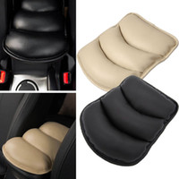 Wholesale Car SUV Center Armrest Console Box Soft Pad Cover Cushion Wear Mat CDE_00A
