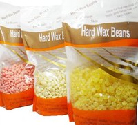 Wholesale Pro Hard Wax Beans Depilatory Wax Hair Removal Cream Hard Waxing Hair Removal Pearl Non Strips For Hair Removal