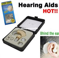 Wholesale Foreign trade JZ A Hearing Aid English hearing aid for the elderly