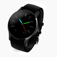 Wholesale Round Metal Smartwatch K88S smart watch with SIM card Heart Rate Monitor montre connecter Samsong Android IOS Phone pK dz09 u8