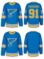 Wholesale Ice Hockey Winter Classic Jerseys St Louis Blues Vladimir Tarasenko David Backes Alex Pietrangelo Jaden Schwartz Steen