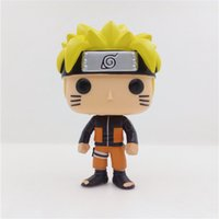 achat en gros de monde q-POPOToyFirm Funko POP Q Version Vinyl Naruto Figure World 71 # Uzumaki Naruto PVC 10cm Anime Action Figure