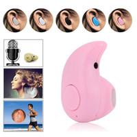 Cheap Wireless S530 Mini Style Bluetooth Headset Best Cell Phones Stereo Wireless Bluetooth Earphone