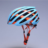 Wholesale Soul Travel Men Mountain Bike Two Size M and L Road Bicycle Eps PC Integrally molded Cycling Helmet Safety Armet Cap
