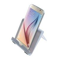 beautiful desktop - Beautiful Gift New Universal Desktop Foldable Adjustable angle Holder for Tablet Cell Phone Jan06