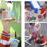 1lot = 111balloons Globo de Agua Colorido Globos de Agua Mágicos Bombas Juguetes para Niños Niñas Niños Verano Agua de Playa Juguetes de Globo