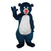 Mascot Costumes bear africa - North Africa Baloo bear mascot costume take adult size