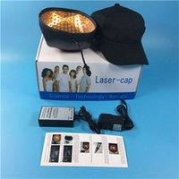 Wholesale Non Surgical Hair Regrowth Hair ReGrowth Laser Cap GrivaMax LLLT Therapy Helmet Lasers nm Low Level Laser
